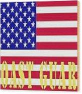 The United States Coast Guard Wood Print