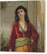 The Unwelcome Companion , C.1872-73 Wood Print