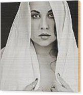 The Veil 1057.01 Wood Print