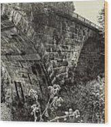The Viaduct Wood Print