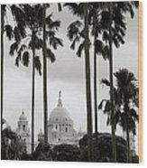 Victorian Calcutta Wood Print