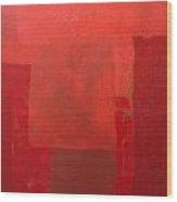 the wall 'VI Wood Print