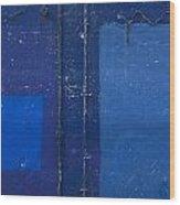 the wall 'VII Wood Print