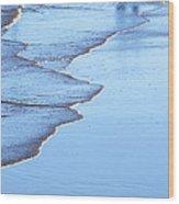 The Waters Edge Wood Print