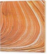The Wave II Wood Print