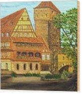 The Weinstade Wood Print