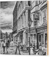 The Well House Tavern Wood Print