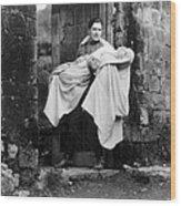 The White Sister, Ronald Colman Wood Print