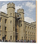 The White Tower C1078 Wood Print