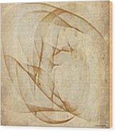 The Womb Wood Print