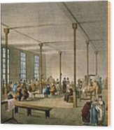 The Workhouse, St James, Parish, London Wood Print