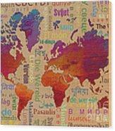 The World Wood Print