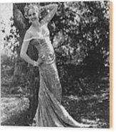 Thelma Todd, Ca. 1934 Wood Print