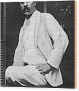 Theodore Roosevelt (1858-1919) Wood Print