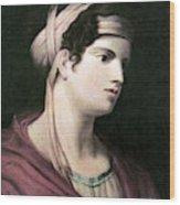 Therese Von Brunsvik (1775-1861) Wood Print