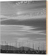 Thieves Bay Wood Print