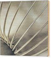 This Mortal Coil Wood Print