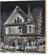 This Old House Version1 Wood Print