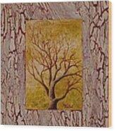 This Old Tree Wood Print