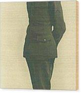 Thomas Cannon Circa 1916 Wood Print