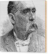 Thomas Dunn English Wood Print