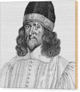 Thomas Goodwin  English Clergyman Wood Print