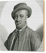 Thomas Hamilton, 6th Earl Of Haddington Wood Print