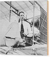 Thomas Sopwith, British Aviation Pioneer Wood Print
