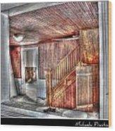Thornton House 3 Wood Print