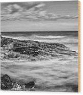 Thornwick Bay 3 Wood Print