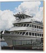 Thousand Islands Saint Lawrence Seaway Uncle Sam Boat Tours Wood Print