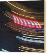 Threads Of Light IIi Wood Print