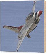 Thunderbird Sneak Pass Wood Print