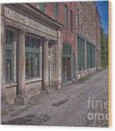 Thurmond West Virginia Wood Print