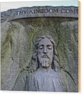 Thy Kingdom Come Wood Print