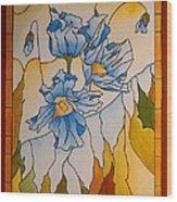 Himalayan Poppies Wood Print