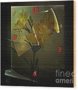 Time 0582 Marucii Wood Print