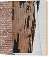 Time Worn Wood Print