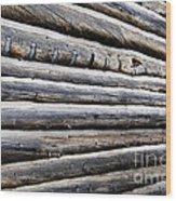 Timeless Wall Wood Print