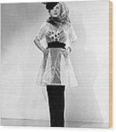 Tin Pan Alley, Alice Faye, 1940, Tm & Wood Print