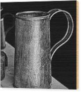 Tinsmith's Refreshment Wood Print