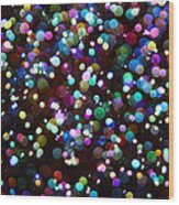 Tiny Bubbles Wood Print