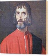 Titian's Andrea Dei Franceschi Wood Print