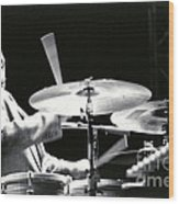 Tito Puente-1 Wood Print