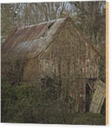 To Be Versed In Country Things Wood Print