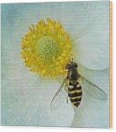 To Bee Us  Wood Print
