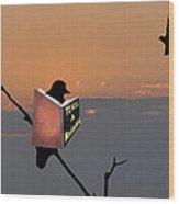 To Kill A Mockingbird Wood Print