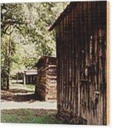 Tobacco Back In Time  Wood Print