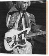 Tom Petty And The Heartbreakers Wood Print