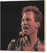 Musician Tommy Tutone Wood Print
